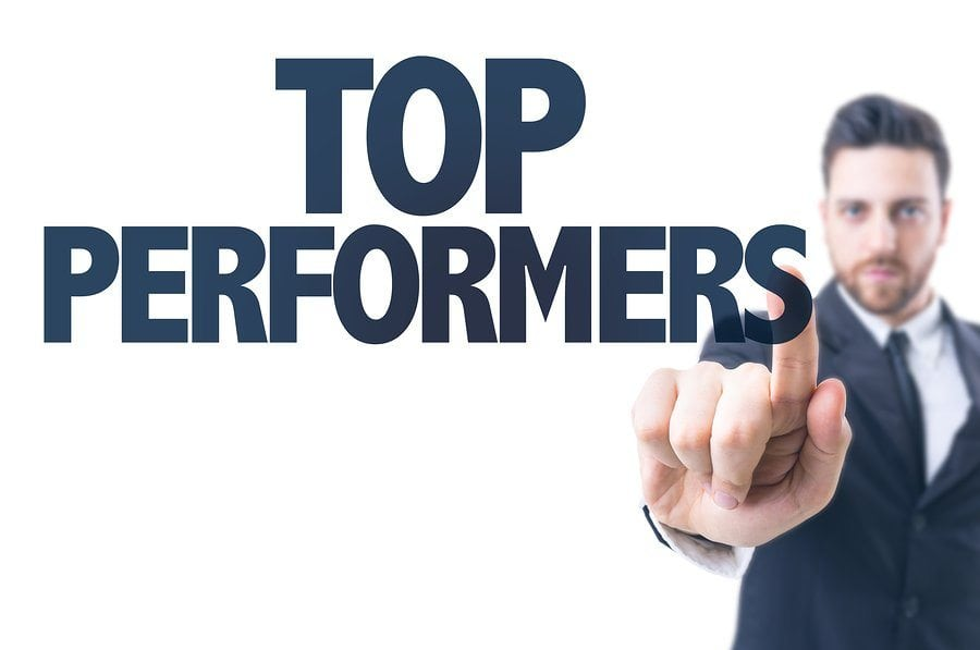 bigstock Business man pointing the text 88736090 1 - Maximize Your Employee Retention —  Know Your Top Performers
