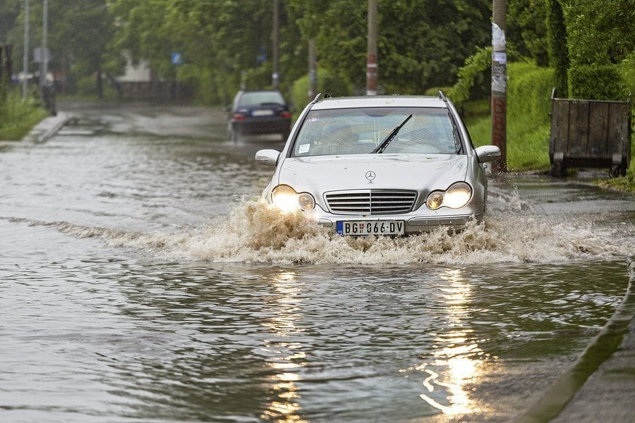 bigstock Flooded Street 65380600 - Flood Insurance — What You Need to Know